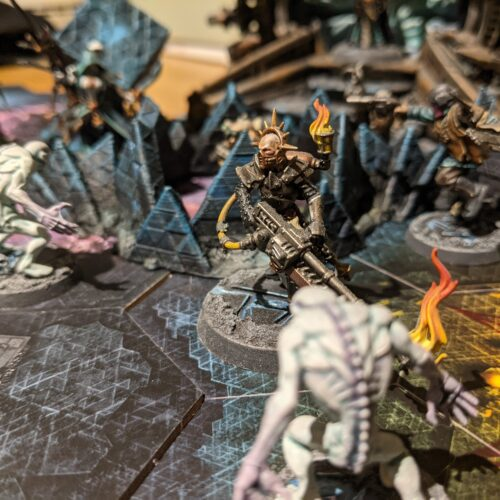 A long dive into the Blackstone Fortress