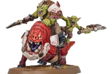 The Month In Miniatures: March 2021