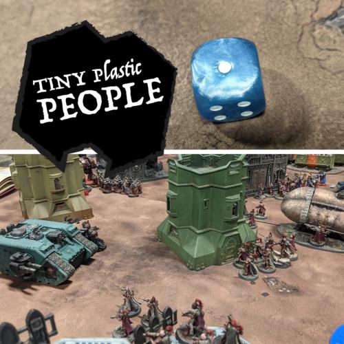 Special: Tiny Resin People do a Heresy